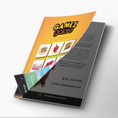 Gamez Galore Product Catalogue
