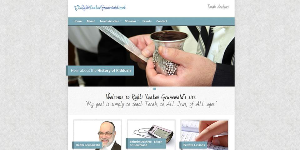 Rabbi Yaakov Grunewald